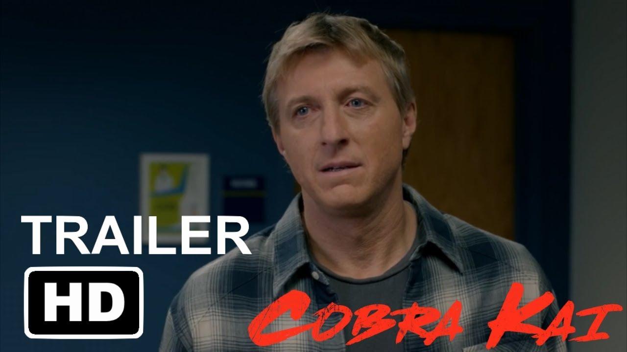 Download COBRA KAI SEASON 3 TRAILER {Full Concept Trailer} (2020) William Zabka, Xolo Mariduña