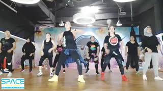 "Dance Fitness ""Kau Tercipta Bukan Untukku"" by Nella Karisma"