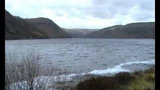 The Elan Valley Dams near Rhayader, Mid Wales