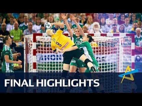 Rostov-Don vs Györi | Final Highlights | DELO WOMEN'S EHF FINAL4