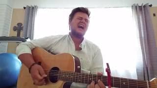 Chris Stapleton - Parachute (Cover by Garrett)