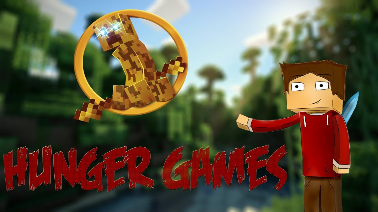 скачать сервер майнкрафт hunger games #4