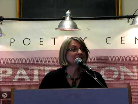 Molly Peacock reading at The Poetry Center