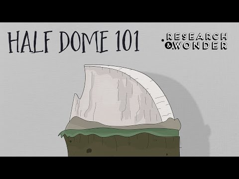 Half Dome 101 - An Illustrated Guide to Half Dome in Yosemite National Park