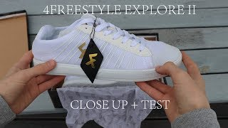4freestyle ii   -   close up + test