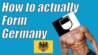 How to actually form Germany in EUIV - Europa Universalis IV Guide