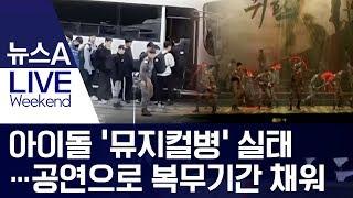 아이돌 '뮤지컬병' 실…