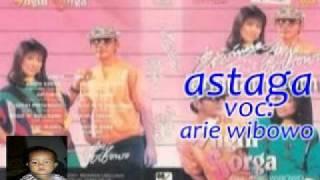 arie wibowo (astaga)lagu jadul thn 80an origional audio