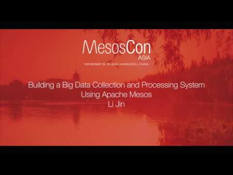 Building a Big Data Collection and Processing System