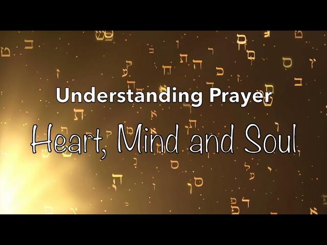 Understanding Prayer: Framing Beliefs (9/10)
