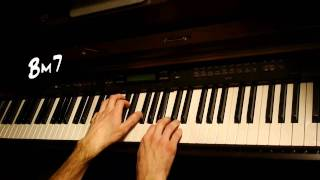 Time Remembered (piano cover with chords)