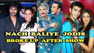 Gambar cover Nach Baliye Jodis Broke Up or Divorced After The Show