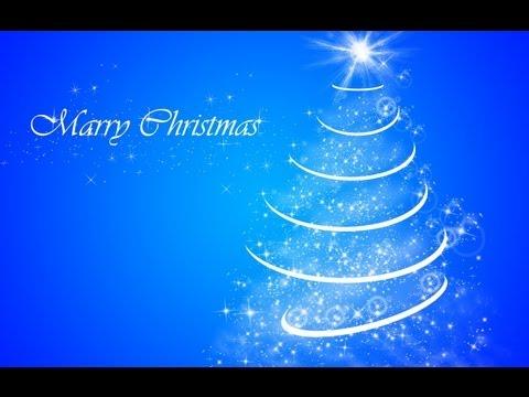 Create Christmas Tree Card - Photoshop Tutorial