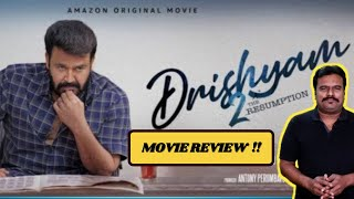 Drishyam 2 Review in Tamil by Filmi craft Arun | Mohanlal | Jeethu Joseph | Meena