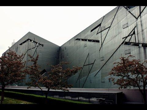 "Architecture. Daniel Libeskind ""Jewish Museum Berlin"""