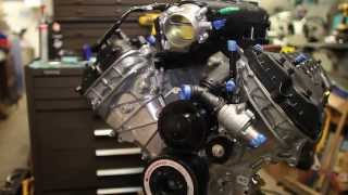 Building a 1,000+ HP 5.0L Ford Coyote Turbocharged Engine. Part 2: The Long Block