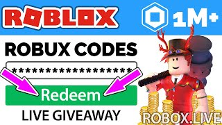 Roblox Promo Codes 2020 - *how To* Get Free Robux Real 100%