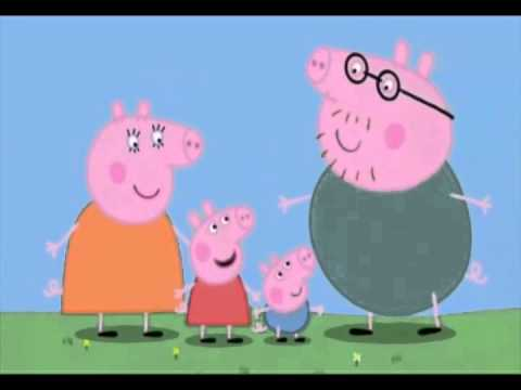 Ugly Peppa Pig Intro Related Keywords Suggestions Ugly Peppa Pig