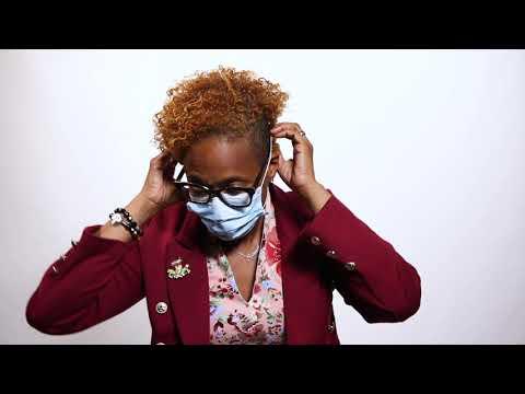 Newark Beth Israel Medical Center: Proper Use Of A Face Mask