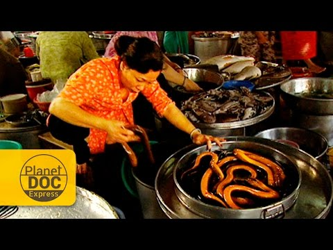 Vietnam. Cantho Market