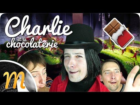 Math se fait - Charlie et la chocolaterie