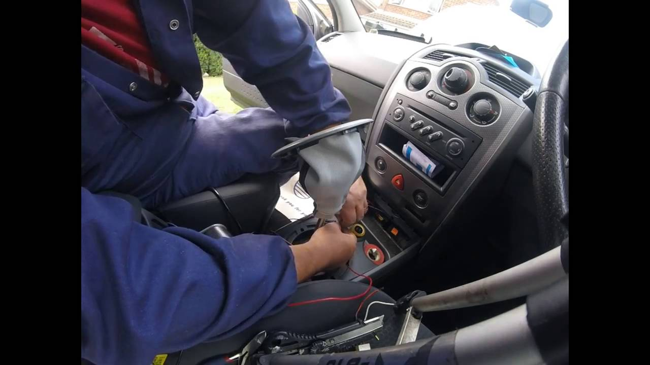 hight resolution of how to repair a lighter renault megane