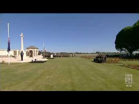 Australia Remembers - Fromelles: VC Corner