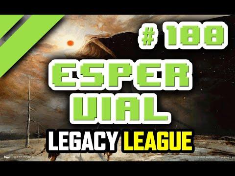 Esper Vial - Legacy - League #100