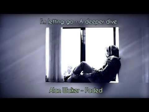 Alan Walker   Faded  Lyrics ( MP4)