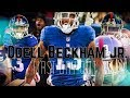 Odell Beckham Jr. || First Day Out ᴴᴰ|| Official 2016-2017 New York Giants Highlights.