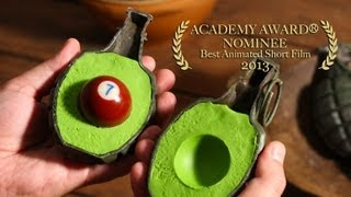 Repeat youtube video Fresh Guacamole by PES | Oscar Nominated Short