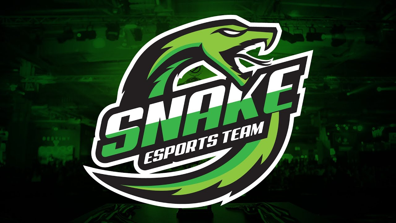 Adobe Illustrator CC Tutorial : Design eSports / Sports Logo for Your Team -  Snake Logo