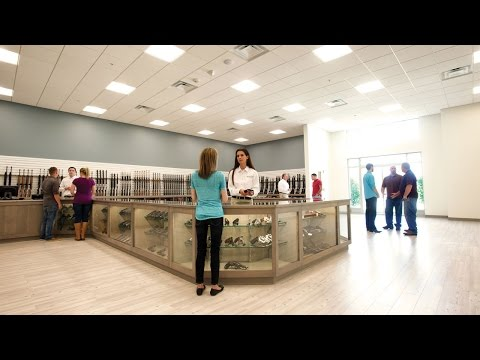Heritage Training and Shooting Center: Retail Overview