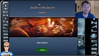 Criminal Case World Edition - Case #8 - Death in the Desert - Chapter 1 MINI ACE