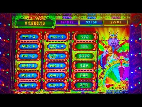Money Blessing Slot Machine, DBG
