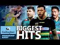 Biggest Hits in History | The Breakdown | Premiership Rugby