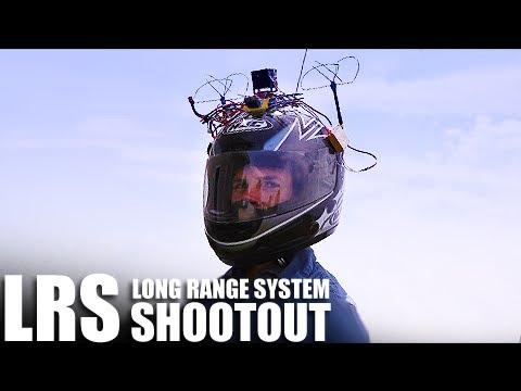 FPV - Long Range System (LRS) Shootout   Flite Test