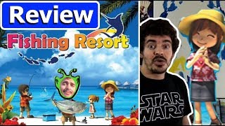 Fishing Resort Wii Review - MarktheMartian