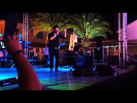 Antonino - Chimera Live Tour 15 Ago 2013 Montegrosso (BAT)