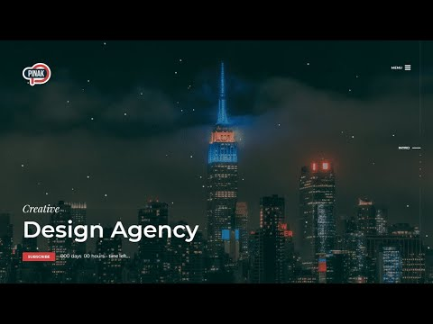 How To Create Video Background In  Website  With HTML And CSS    Mudssair Mahdi TV