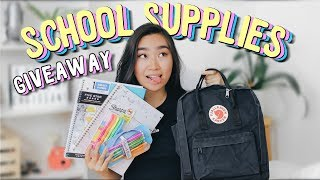 HUGE Back to School Supplies Haul + GIVEAWAY 2018 | JENerationDIY