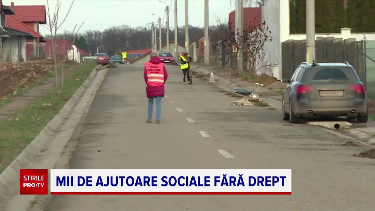"""Ce s-a descoperit la verificarea dosarelor asistaţilor social. """"Am maşină, dar nu e bună"""""""