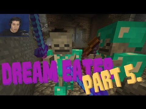 "MINECRAFT:""MRAČNA UTVRDA!!!- Dream Eater -part5.-prevedena epizoda HD"
