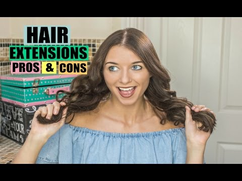 Cold Fusion Hair Extensions PROS & CONS!