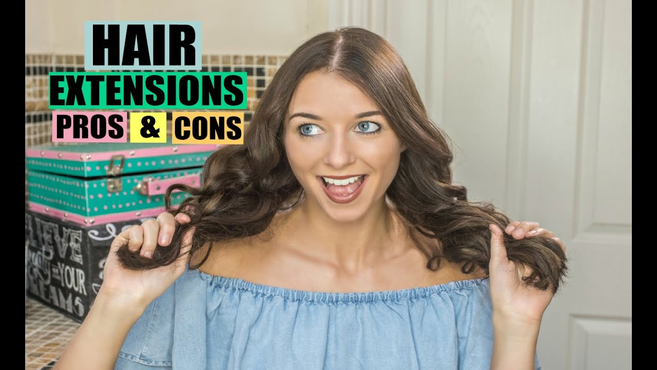 Cold Fusion Hair Extensions Pros Cons Youtube
