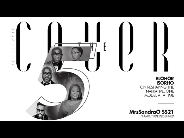 The Cover - Under 40 CEOS Talk Starting and Running A Business