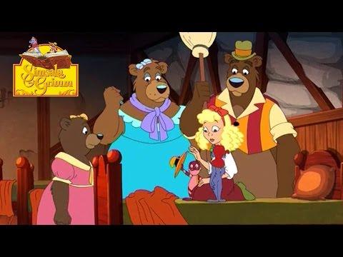 Boucle d'Or & les 3 Ours - Simsala Grimm HD | Dessin animé des contes de Grimm