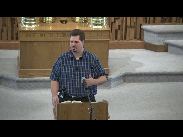Two ways of Richeousness (Romans 10:1-13) - James Long