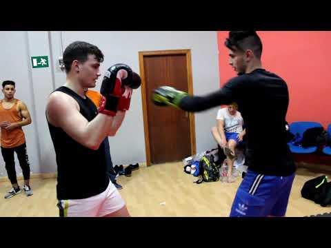 Clases de Kick Boxing - K1  con Eduardo Catalin / GYM