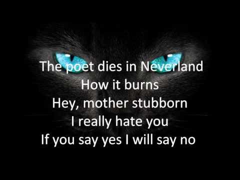 Blind Guardian - Bright Eyes Lyrics